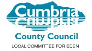 Cumbria County Council Local Committee for Eden Grant - Social Care
